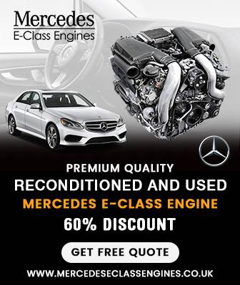 Reconditioned Mercedes E Class Engine for sale